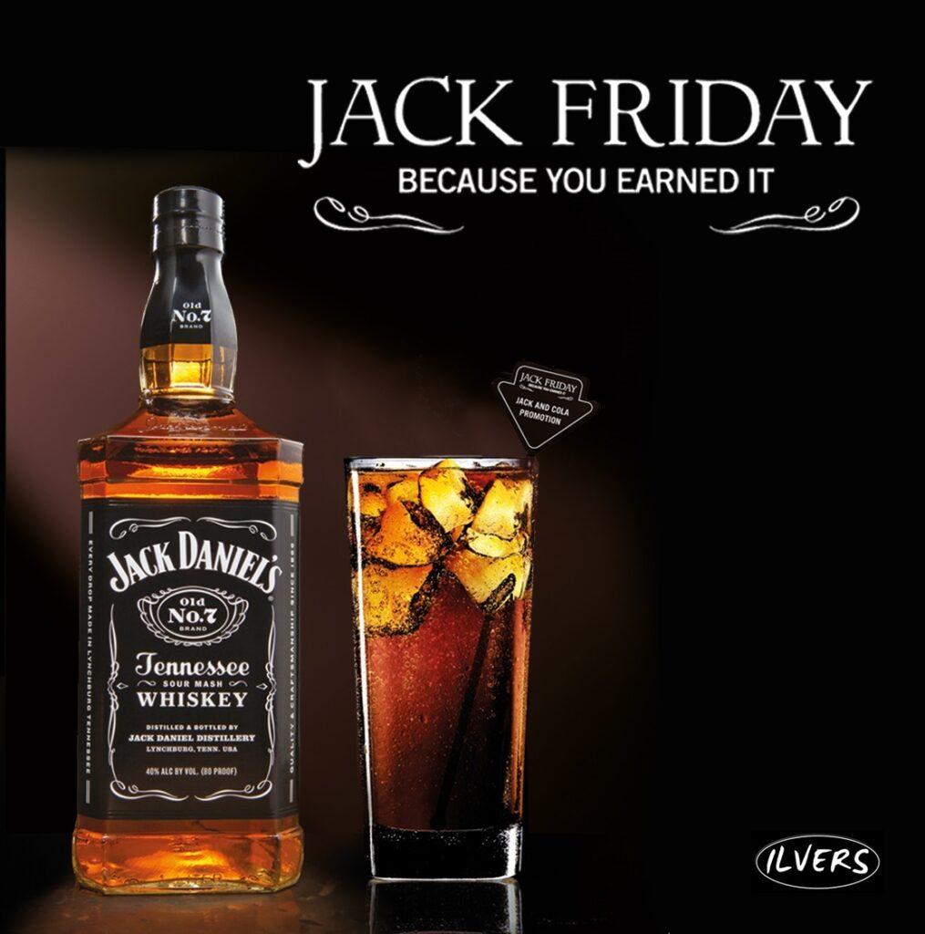 JACK FRIDAY (Jeden Freitag im Angebot)
