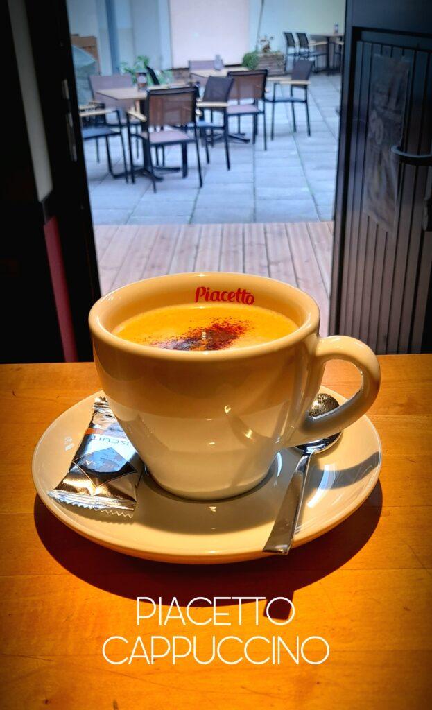 Bei so einem Schmuddelwetter einfach mal ein warmes Getränk im Ilvers genießen...